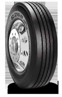 R268 Ecopia Tires